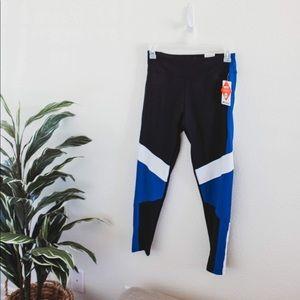 Marika NWT color blocked leggings